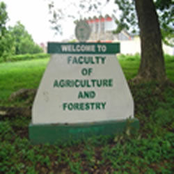 Description: Faculty of  agric